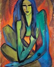 Gypsy Girl by Iván Manajló