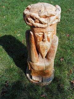 The Sorrowful Christ Source: Courtesy of Daniel Postellon